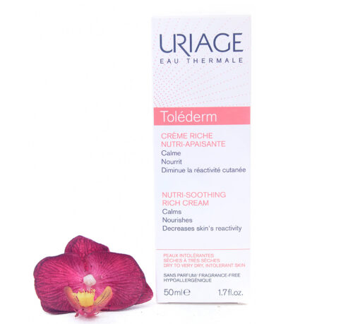 3661434000065-510x459 Uriage Toléderm - Nutri-Soothing Rich Cream 50ml