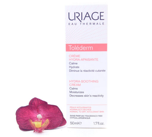 3661434000454-510x459 Uriage Toléderm - Hydra-Soothing Cream 50ml