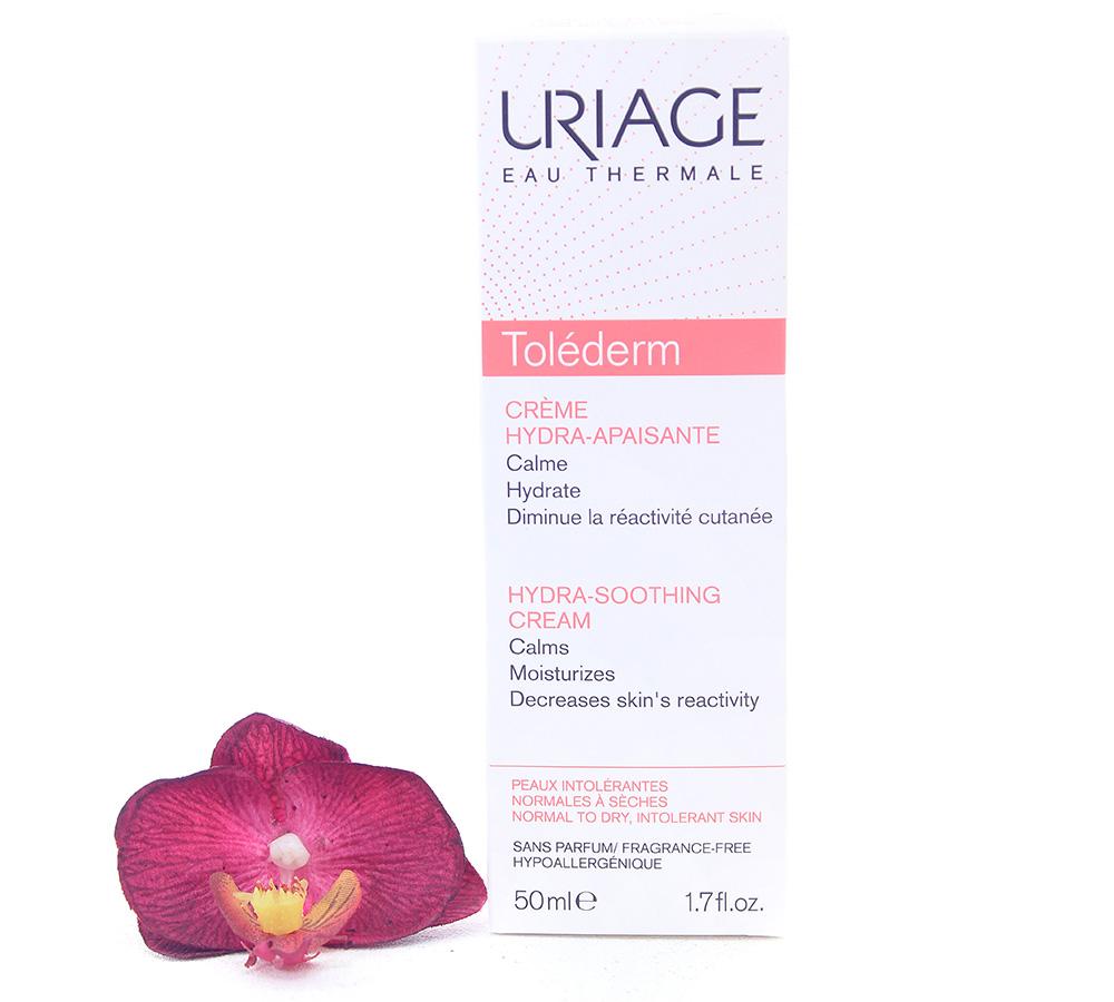 3661434000454 Uriage Toléderm - Hydra-Soothing Cream 50ml