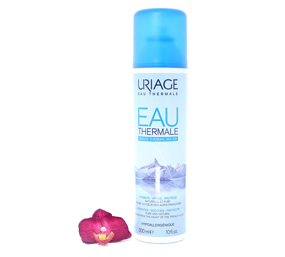 3661434000522 Uriage Thermal Water - Hydrating Soothing And Protective Spray 300ml