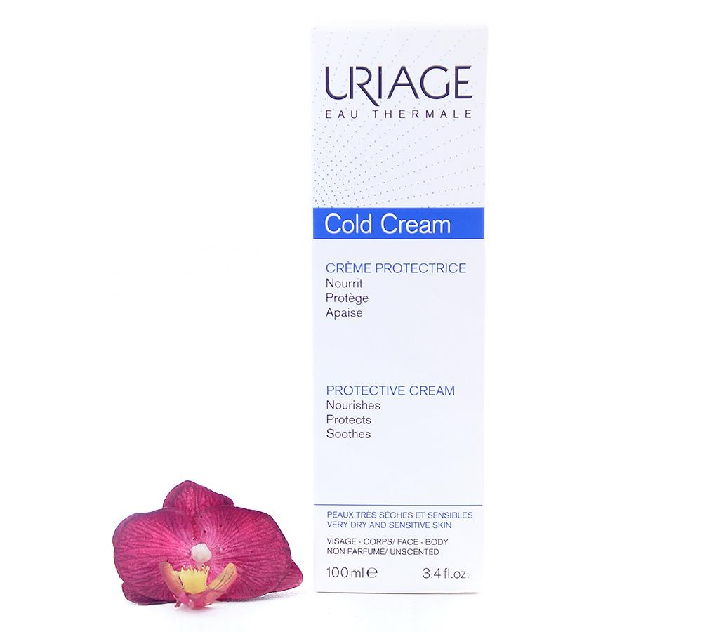 3661434000720 Uriage Cold Cream - Protective Cream 100ml