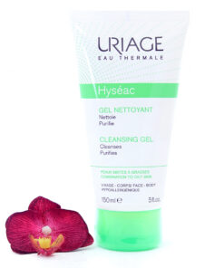 3661434000973-2-247x296 Uriage Hyséac - Cleansing Gel 150ml
