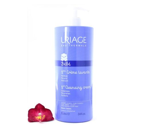 3661434001215-510x459 Uriage Bébé - 1st Cleansing Cream 1000ml
