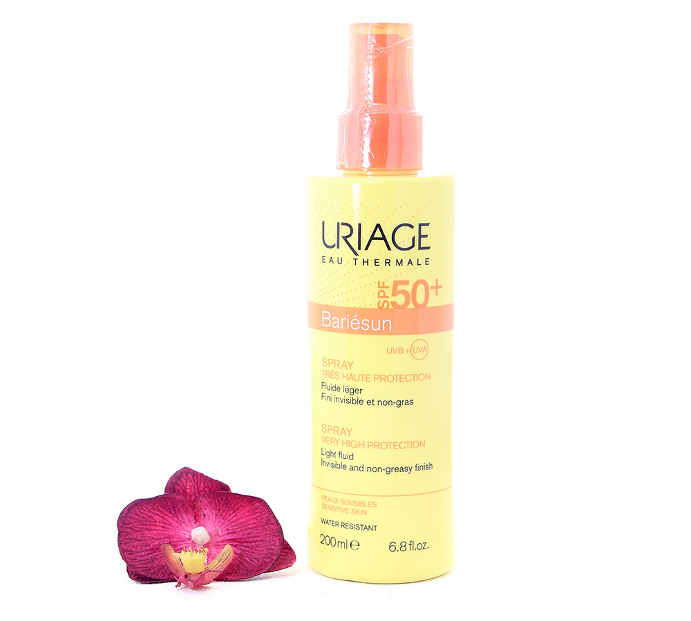 3661434001406 Uriage Bariésun Spray SPF50+ Very High Protection 200ml