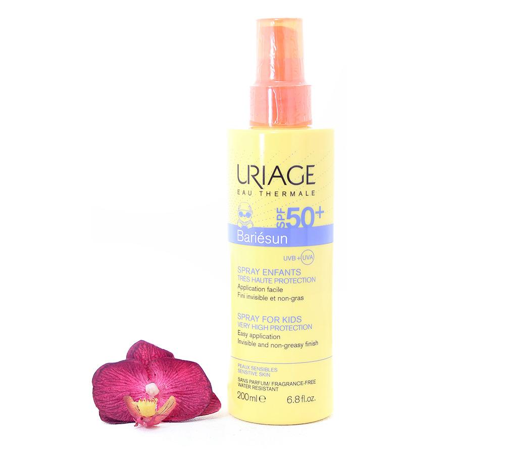 3661434001420 Uriage Bariésun Kid Spray SPF50+ Very High Protection 200ml