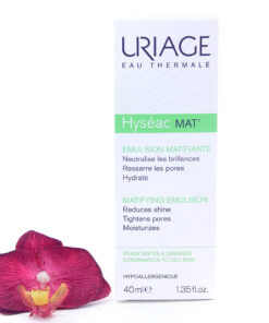 3661434001734-247x296 Uriage Hyséac Mat - Mattifying Emulsion 40ml