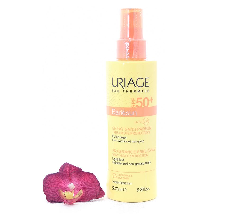3661434001789 Uriage Bariésun Fragrance-Free Spray SPF50+ Very High Protection 200ml