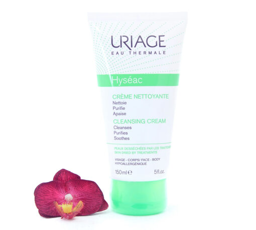 3661434002663-510x459 Uriage Hyséac - Cleansing Cream 150ml