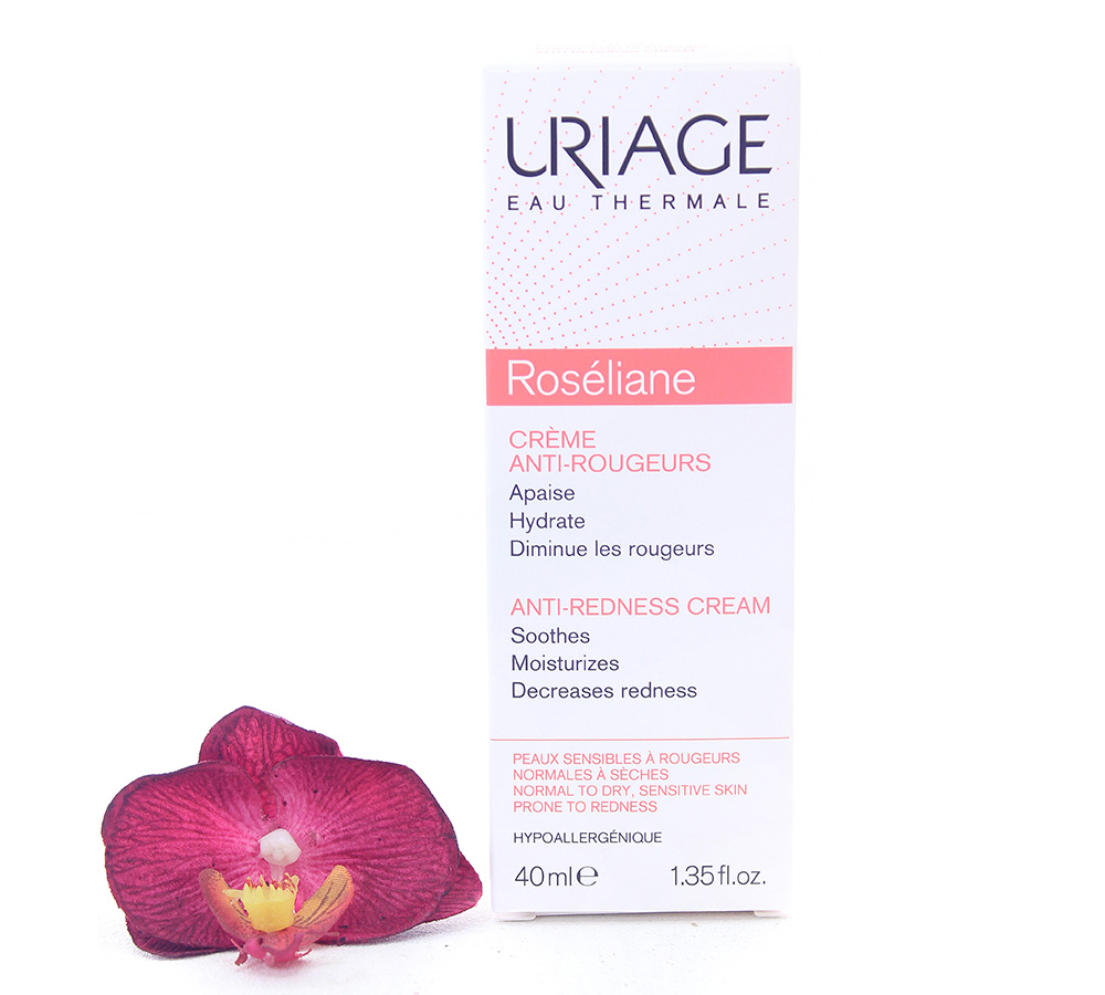 3661434003394 Uriage Roséliane - Anti-Redness Cream 40ml