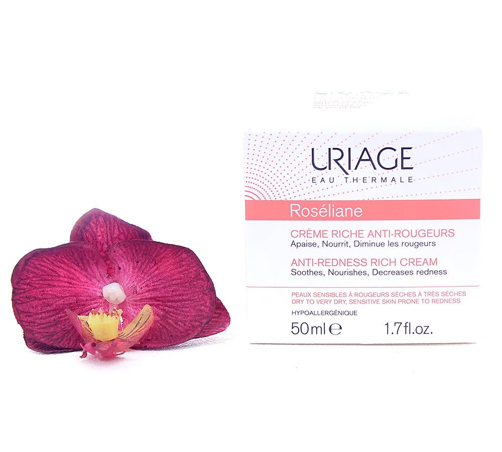 3661434003400 Uriage Roséliane - Anti-Redness Rich Cream 50ml