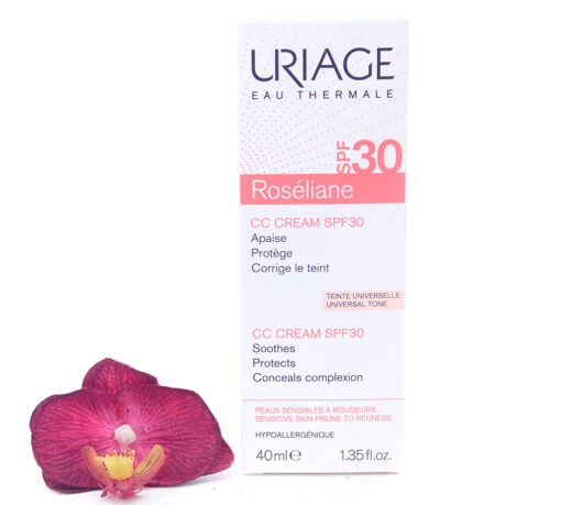 3661434003417-510x459 Uriage Roséliane - CC Cream SPF30 40ml