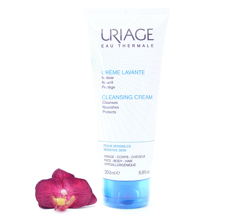 3661434003790 Uriage Crème Lavante - Cleansing Cream 200ml