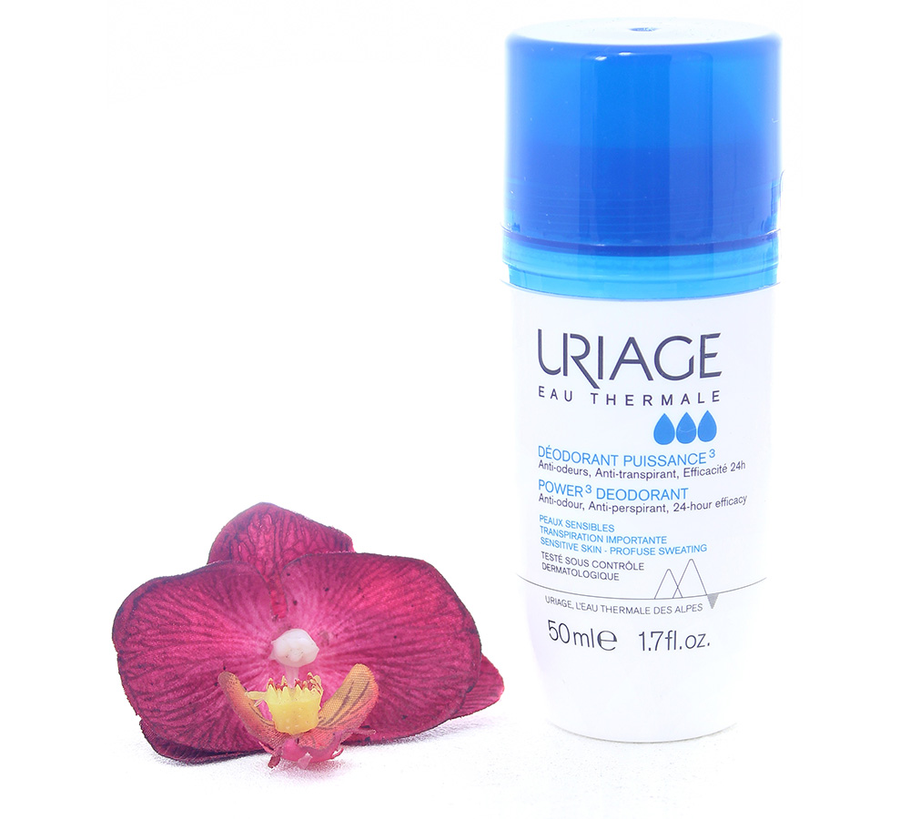 3661434004575 Uriage Power 3 Deodorant - Anti-Perspirant Deodorant 50ml