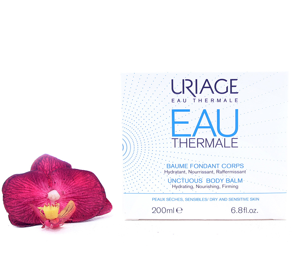 3661434004711 Uriage Eau Thermale - Unctuous Body Balm 200ml