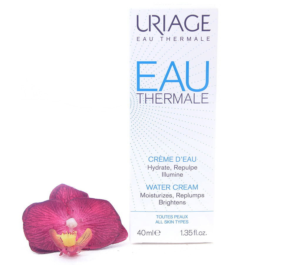 3661434005008 Uriage Eau Thermale - Water Cream 40ml