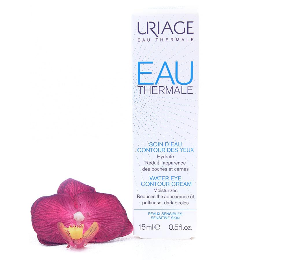 3661434005015 Uriage Eau Thermale - Water Eye Contour Cream 15ml