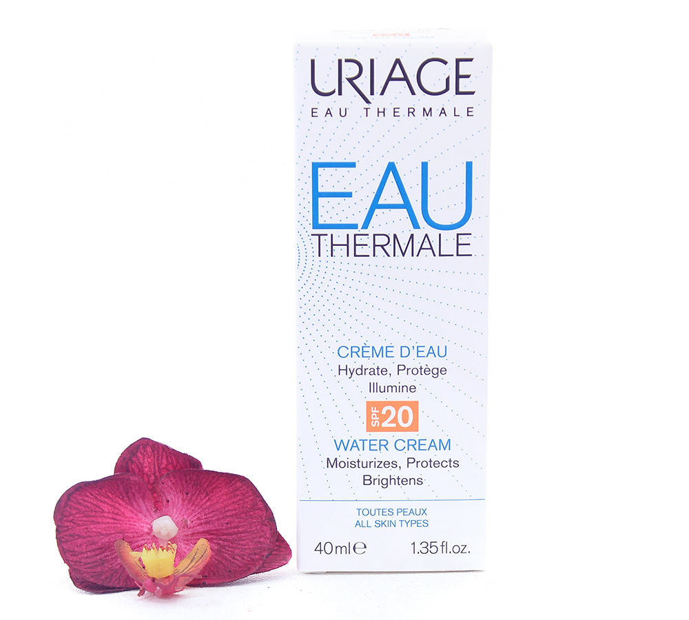 3661434005039 Uriage Eau Thermale SPF20 - Water Cream 40ml