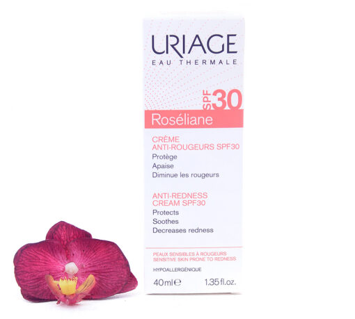 3661434005350-510x459 Uriage Roséliane - Anti-Redness Cream SPF30 40ml