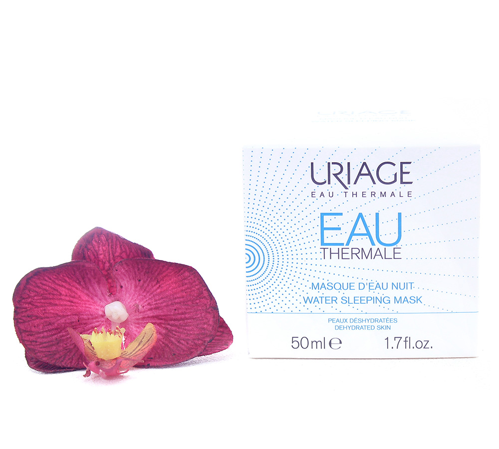 3661434005503 Uriage Eau Thermale - Water Sleeping Mask 50ml