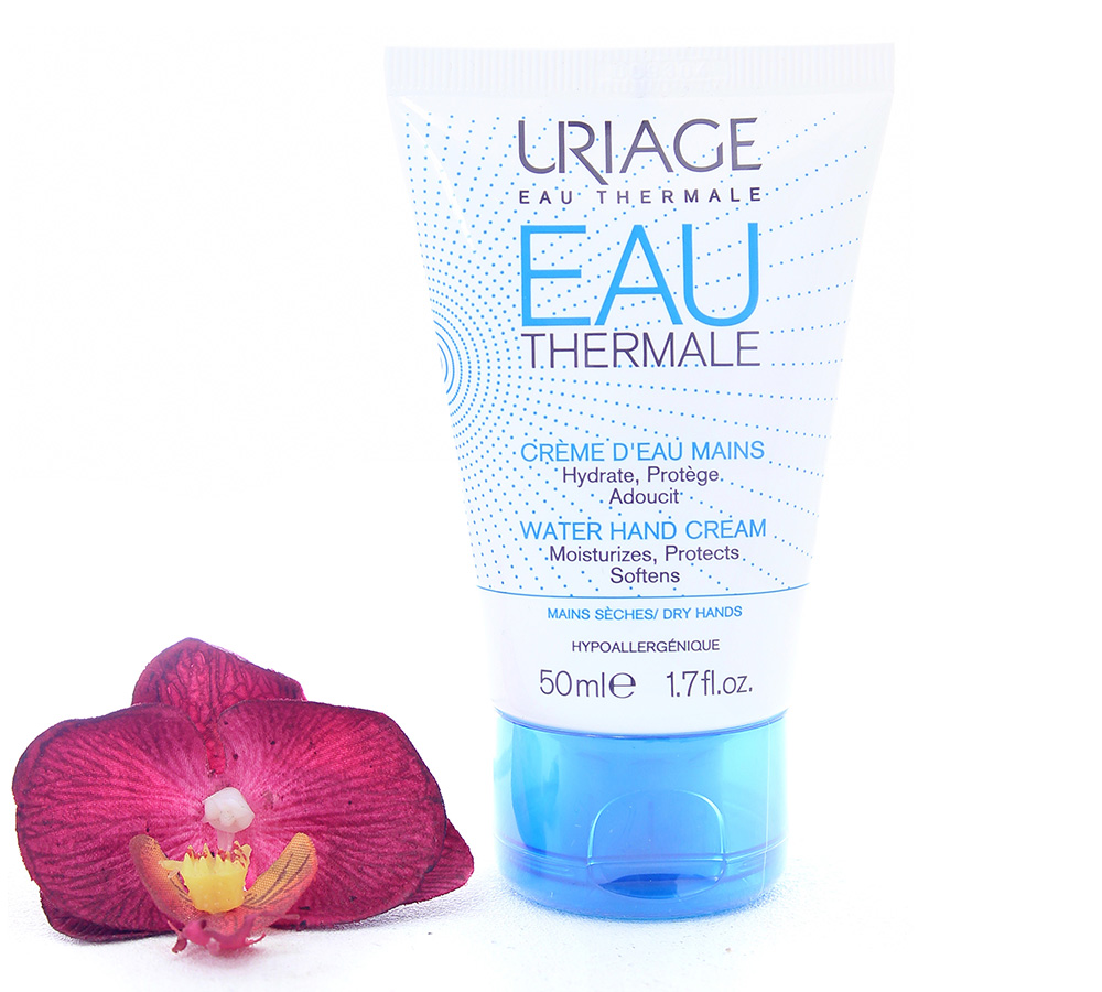 3661434005510 Uriage Eau Thermale - Water Hand Cream 50ml