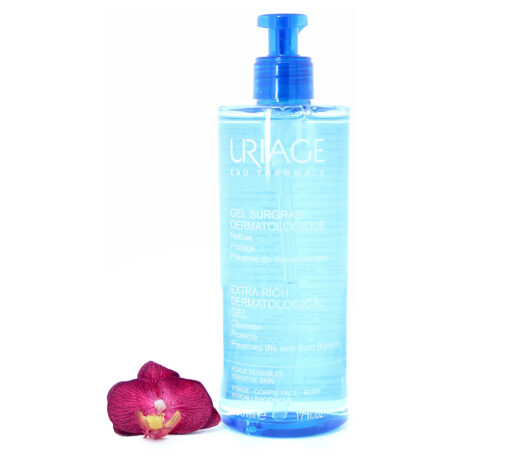 3661434005862-510x459 Uriage Extra-Rich Dermatological Gel 500ml