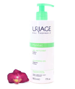 3661434006098-2-247x296 Uriage Hyséac - Cleansing Gel 500ml
