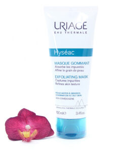 3661434006227-247x296 Uriage Hyséac Masque Gommant - Exfoliating Mask 100ml