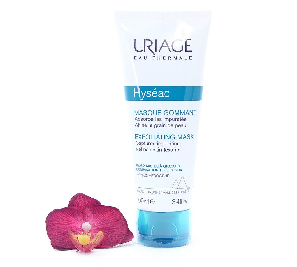 3661434006227 Uriage Hyséac Masque Gommant - Exfoliating Mask 100ml