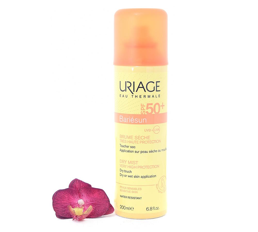 3661434006500 Uriage Bariésun Dry Mist SPF50+ Very High Protection 200ml