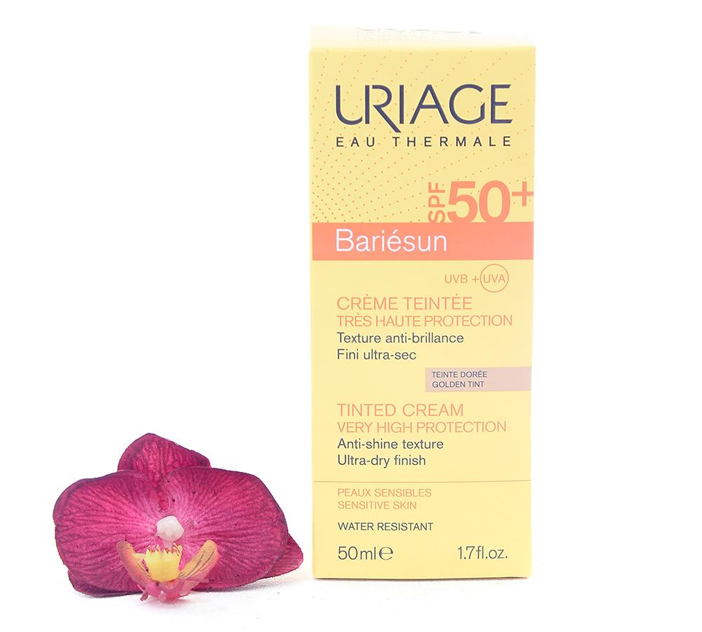 3661434006524 Uriage Bariésun Golden Tinted Cream SPF50+ 50ml