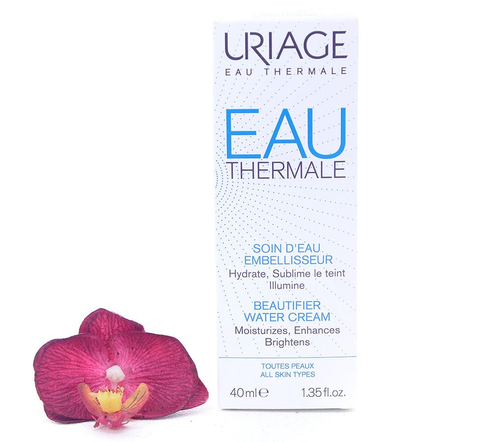3661434007842 Uriage Eau Thermale - Beautifier Water Cream 40ml