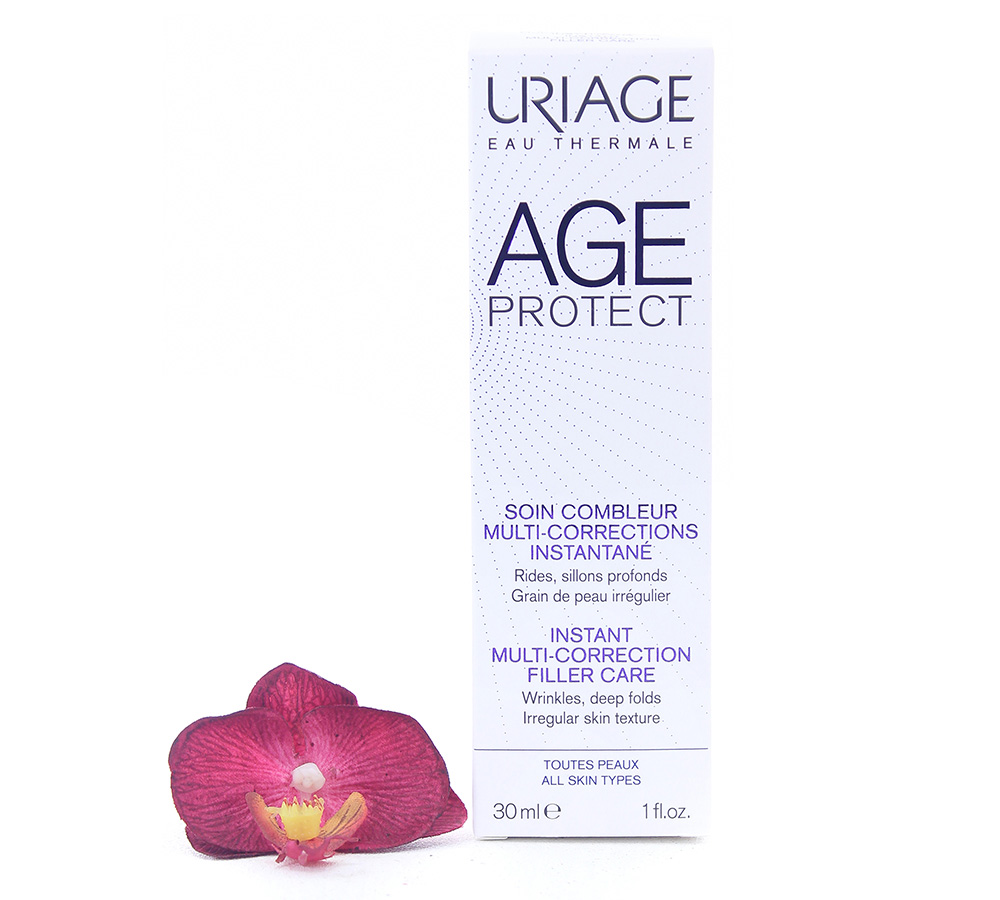 3661434008061 Uriage Age Protect Instant Multi-Correction Filler Care 30ml