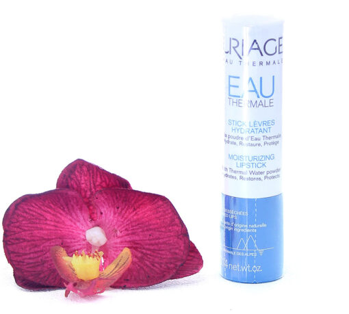 3661434008245-510x459 Uriage Eau Thermale - Moisturizing Lipstick with Thermal Water Powder 4g