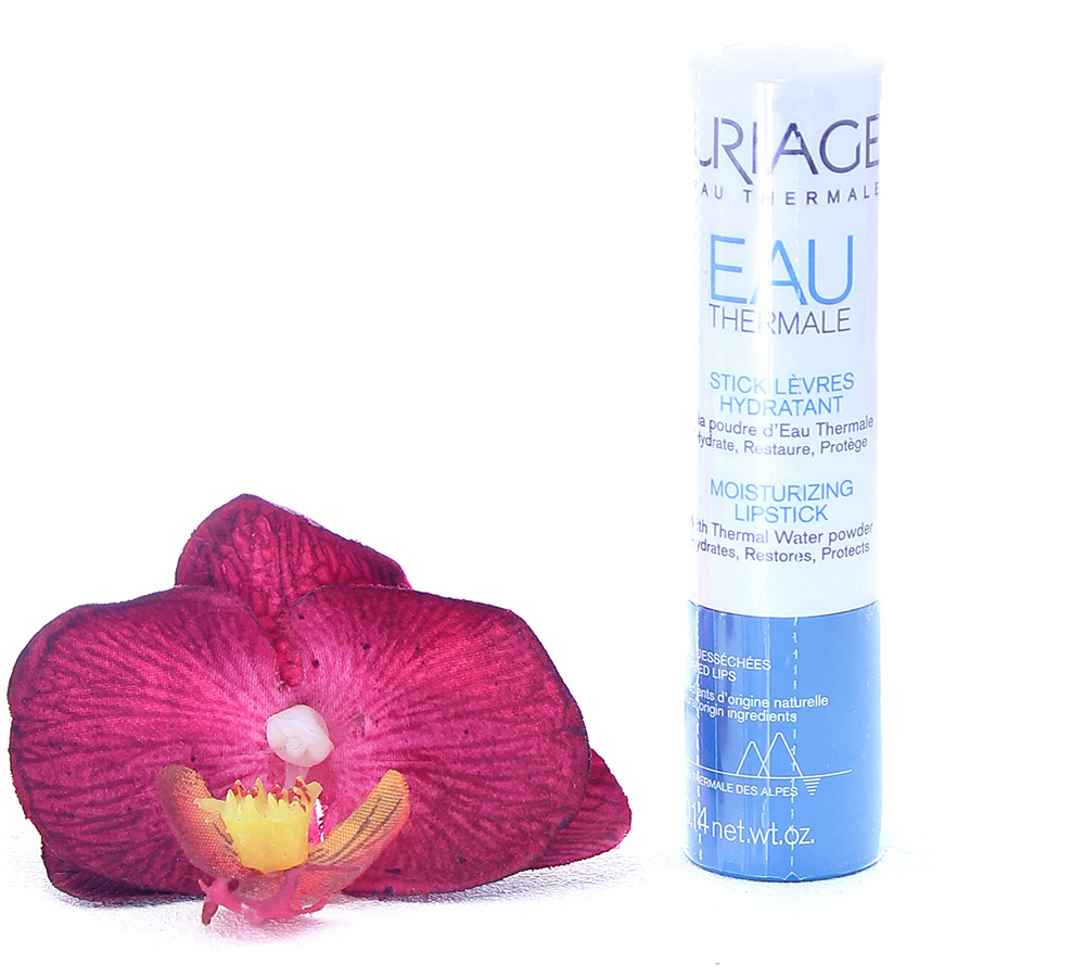 3661434008245 Uriage Eau Thermale - Moisturizing Lipstick with Thermal Water Powder 4g