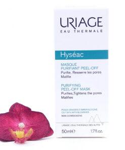 3661434008283-247x296 Uriage Hyseac – Masque Purifiant Peel-Off 50ml