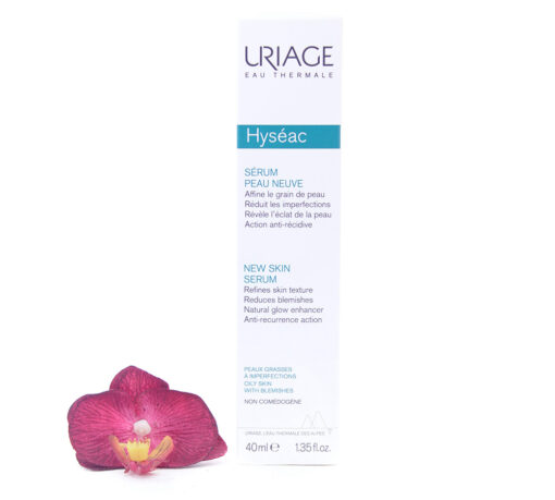 3661434008290-510x459 Uriage Hyséac New Skin Serum 40ml