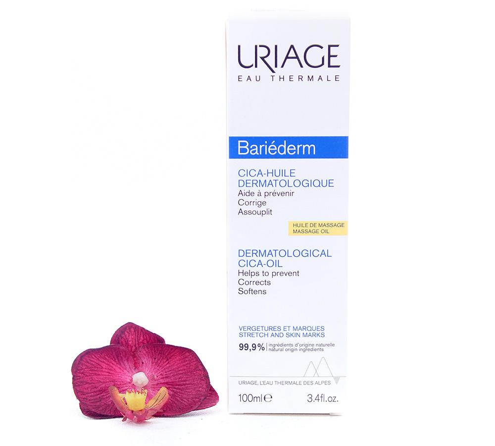 3661434011955 Uriage Bariéderm - Dermatological Cica-Oil 100ml
