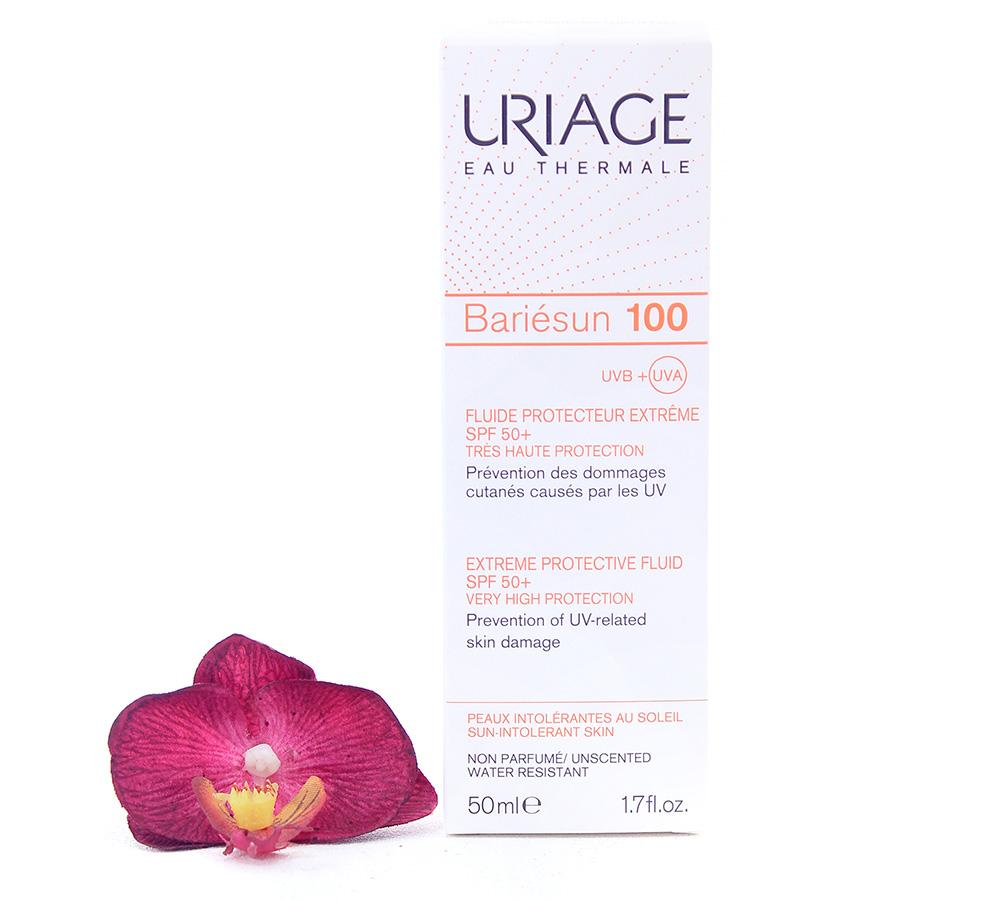 3661434011979 Uriage Bariésun 100 Extreme Protective Fluid SPF50+ 50ml