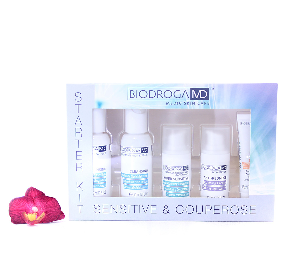 45563 Biodroga MD Sensitive & Couperose - Sterter Kit