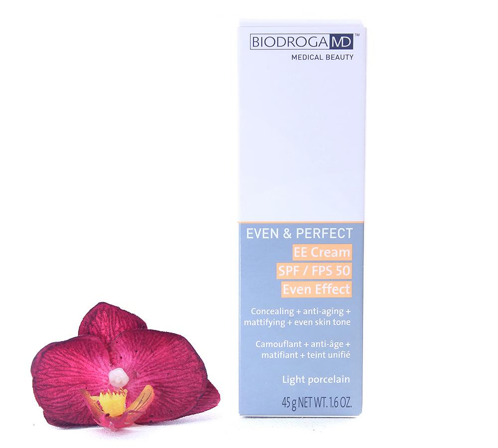 45771 Biodroga Even & Perfect - EE Cream LSF50 Even Effect Light 40ml