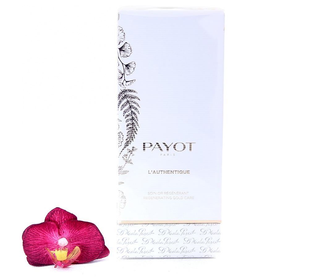 65117120 Payot L'Authentique Regenerating Gold Care 50ml