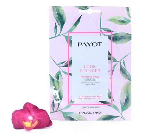 65117340-510x459 Payot Look Younger Morning Mask Smoothing And Lifting Sheet Mask 1 mask