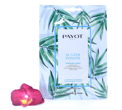 65117342-510x459 Payot Water Power Morning Mask Moisturising And Plumping Sheet Mask 1 mask