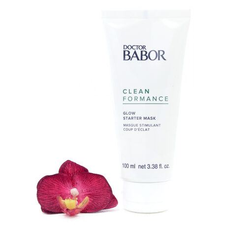 445004-510x459 Babor Clean Formance - Glow Starter Mask 100ml