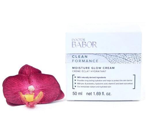 480068-510x459 Babor Clean Formance - Moisture Glow Cream 50ml
