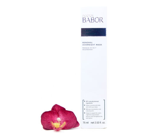 480069-510x459 Babor Clean Formance - Renewal Overnight Mask 75ml