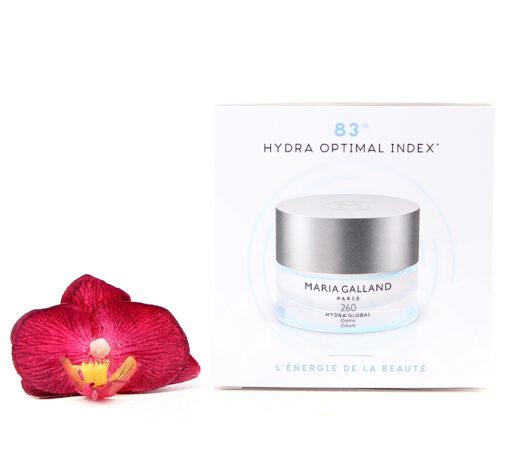 19002453-510x459 Maria Galland 260 Hydra'Global - Energizing Hydrating Cream 50ml