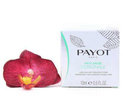 65115987-510x459 Payot Pate Grise L'Originale - Emergency Anti-Imperfections Care 15ml