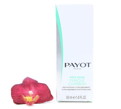 65115993-510x459 Payot Pate Grise Masque Charbon - Ultra-Absorbent Mattifying Care 50ml