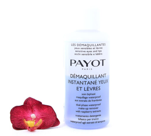 65116946-510x459 Payot Demaquillant Instantane Yeux Et Levres - Dual-Phase Waterproof Make-Up Remover 200ml